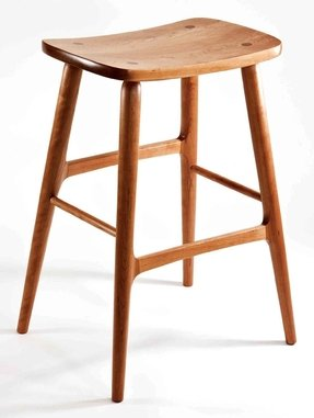50+ Wooden Tractor Seat Bar Stools You\'ll Love in 2020 ...