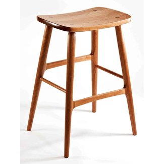 Bar Or Kitchen Stools Tags : wooden tractor seat bar