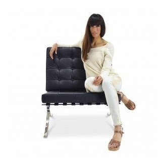 Barcelona Chair black | Barcelonachairshop EN