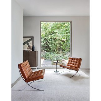 Barcelona Chair - Loungesessel von Knoll International ...