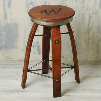 Barrel Bar Stools: beer bar stool foter. Apartments near ...