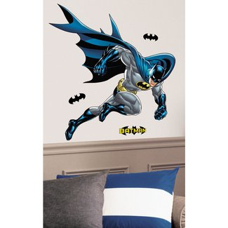 BATMAN BOLD and JUSTICE BiG Wall Stickers Mural GIANT Room
