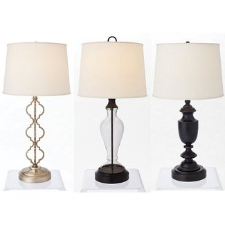 Battery Operated Decorative Table Lamps ...