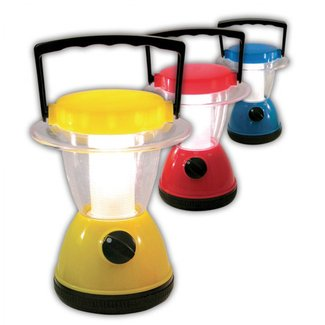 : Battery Operated Lantern (Set of 3) : Camping ...