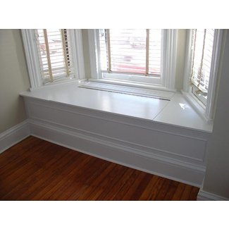 bay window bench idea--make it hollow with a lift-up bench