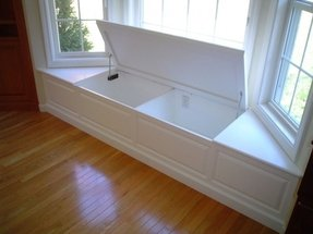 50 Window Bench With Storage You Ll