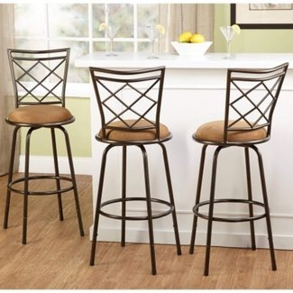 Beautiful Bar Stools For Your Home - Ward Log Homes