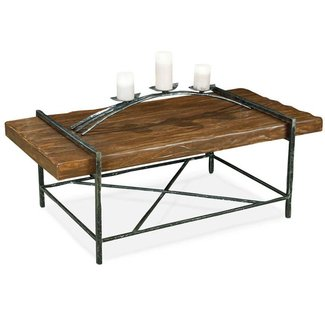 Beauty Wrought Iron Coffee Table Patio