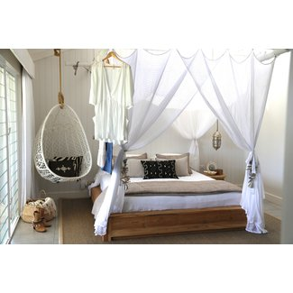 Bed Canopy Design Ideas - Ward Log Homes