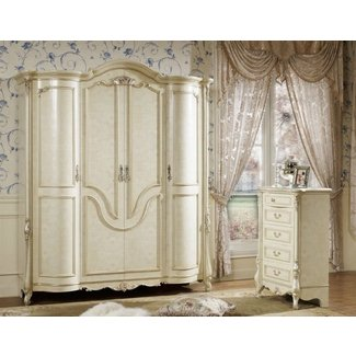 Bedroom: Amazing French Provincial Bedroom Furniture Image 001