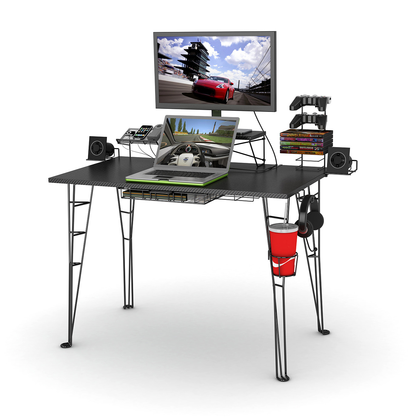 50+ Gaming Computer Desk You\'ll Love in 2020 - Visual Hunt