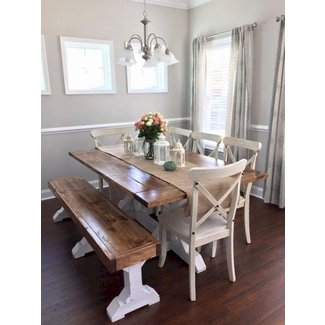 Best 10+ Dining Table Bench ideas on Pinterest | Bench