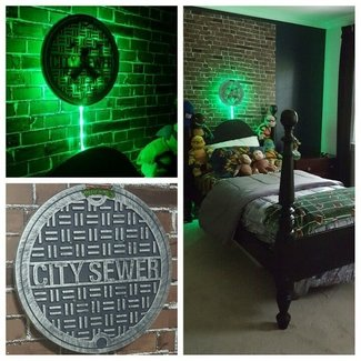 Best 20+ Ninja turtle bedroom ideas on Pinterest | Ninja
