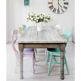 Best 20+ Shabby Chic Dining ideas on Pinterest | Shabby