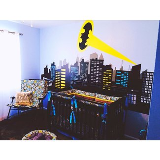 Best 25+ Batman nursery ideas on Pinterest | Batman room