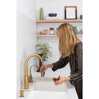 Best 25+ Brass kitchen ideas on Pinterest | Gold kitchen
