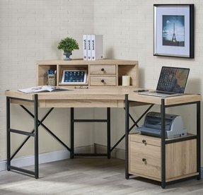 50+ Corner Desk With Hutch You\'ll Love in 2020 - Visual Hunt