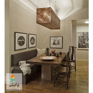 Dining Table With Bench Visual Hunt
