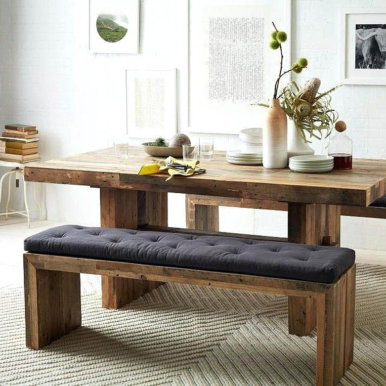Charming Best 25+ Dining Table With Bench Ideas On Pinterest .