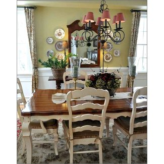 French Country Dining Table You Ll Love, French Country Dining Room Table