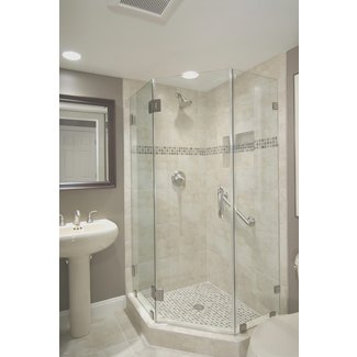 Best 25+ Glass shower walls ideas on Pinterest | Rock