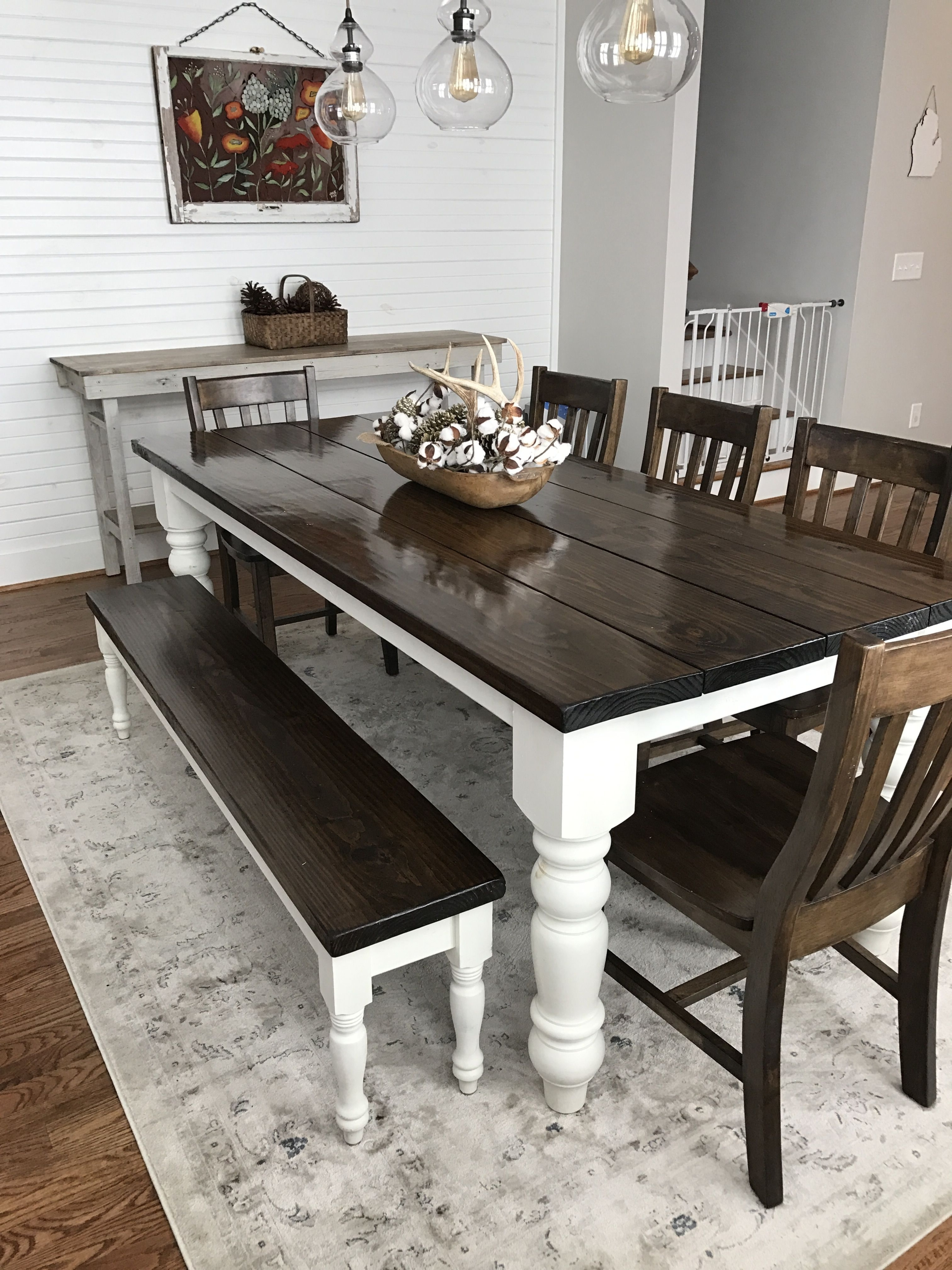Best 25+ Kitchen table with bench ideas on Pinterest .  sc 1 st  Visual Hunt & Dining Table With Bench - Visual Hunt