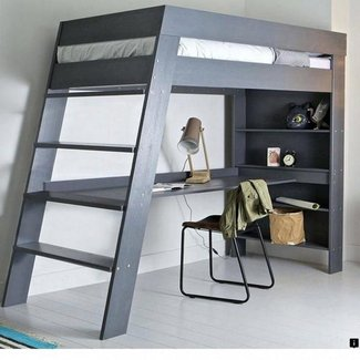 6743c73fd8793 Full Size Loft Bed With Desk - Visual Hunt