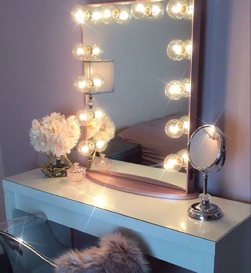 Best 25+ Makeup Vanity Lighting Ideas On Pinterest .
