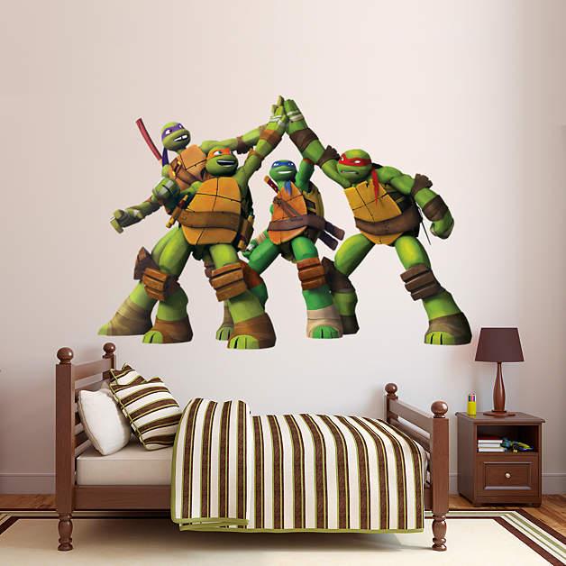 Best 25+ Ninja Turtle Room Decor Ideas On Pinterest .