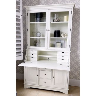 Best 25+ Secretary desk with hutch ideas on Pinterest ...