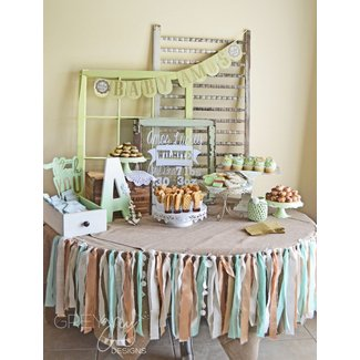 Best 25+ Shabby chic baby shower ideas on Pinterest |