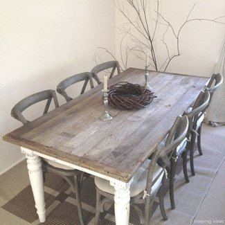Best 25 Shabby Chic Dining Ideas On Pinterest
