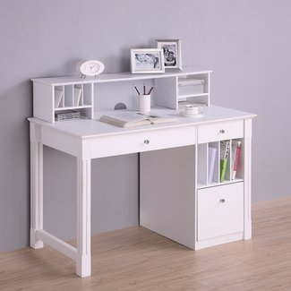 Best 25+ White desks ideas on Pinterest | Desks ikea