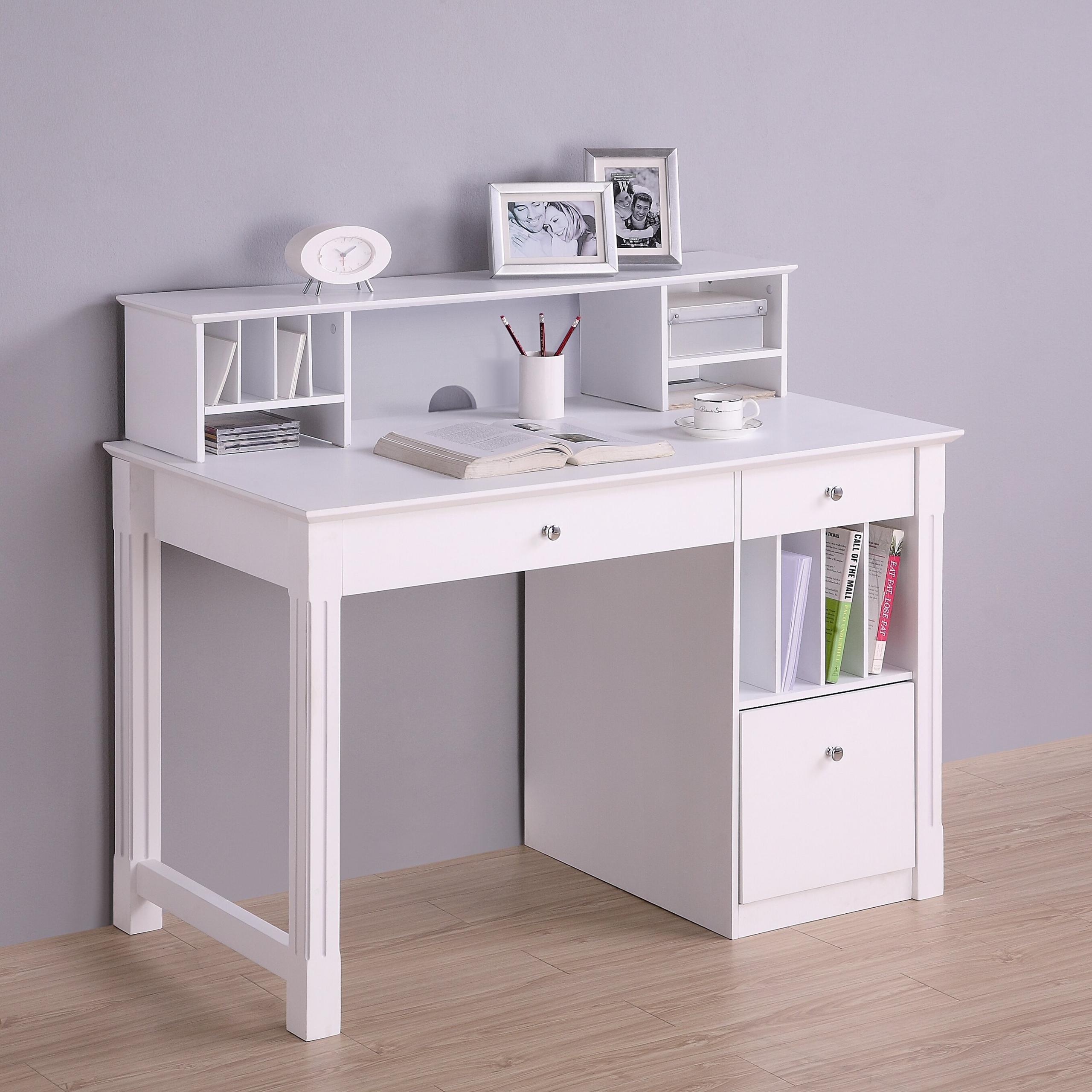 Best 25+ White Desks Ideas On Pinterest   Desks Ikea