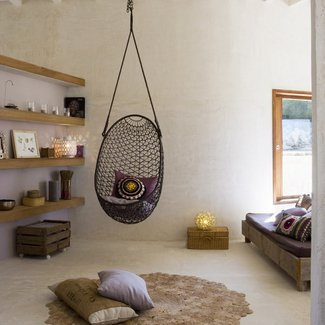 Best Ideas About Indoor Hanging Chairs With Hammock Chair ...