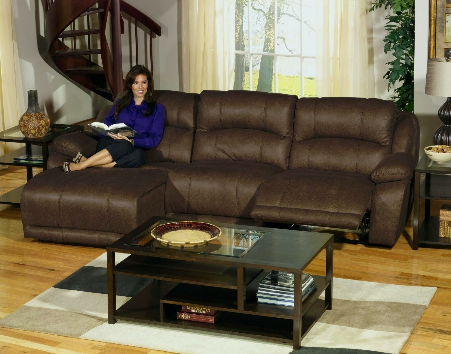 Bon Best Reclining Sofa For The Money: Small Reclining .