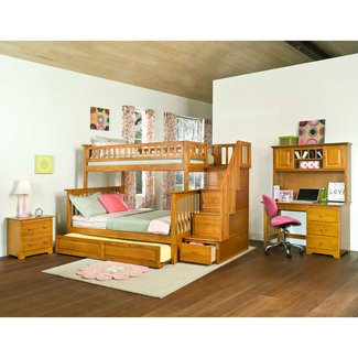 Bunk Beds : Bunk Bed With Stairs Costco Full Size
