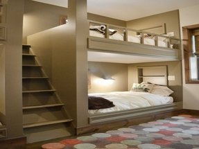 Full Size Loft Bed With Stairs You Ll Love In 2021 Visualhunt