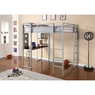 Buy Affordable Loft Beds For Small Room - Loft Bed