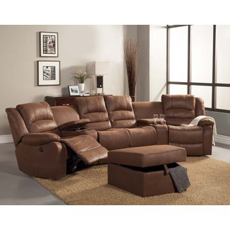 Buy Small Sofa Online: Small Reclining Sofa
