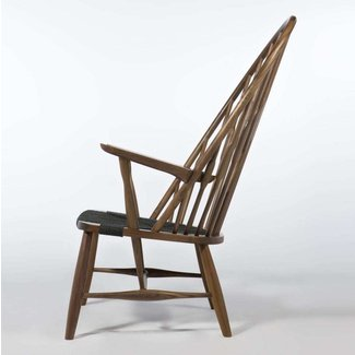 Buy the Hans Wegner Peacock Chair by All World Furniture