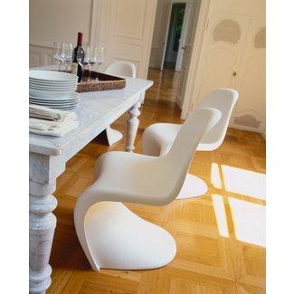 Buy Vitra Panton Chair - White | Amara