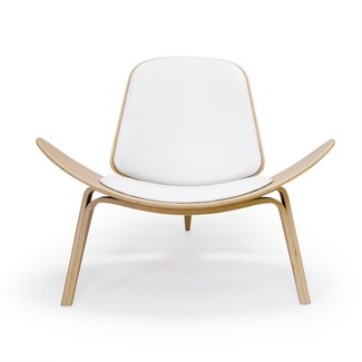 Buy Wegner Style Shell Chair from All World Furniture