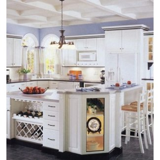 Cabinets for Kitchen: Antique White Kitchen Cabinets Pictures
