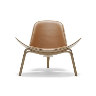 CH07 Shell chair - Lounge Chair by Hans J Wegner
