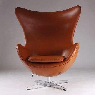 ch135 arne jacobsen egg chair in Wohnzimmer-Wohnzimmer ...
