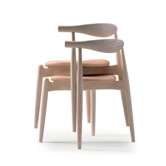 CH20 Elbow chair | Skandium