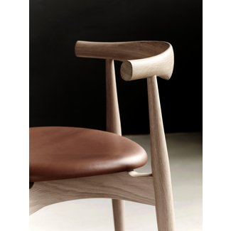 CH20 ELBOW CHAIR - Visitors chairs / Side chairs from
