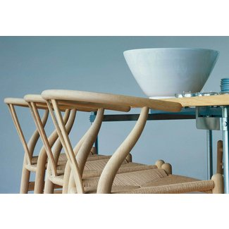 Ch24 Wishbone Chair - Wood -