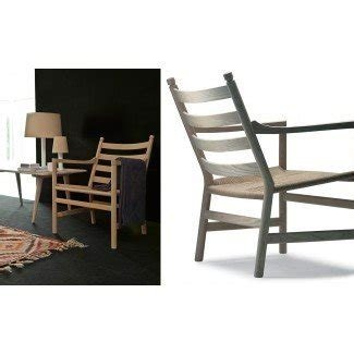 Ch44 Easy Chair -